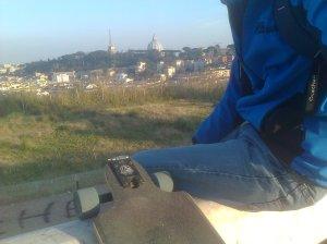 LONGBOARD PARCO LINEARE ROMA